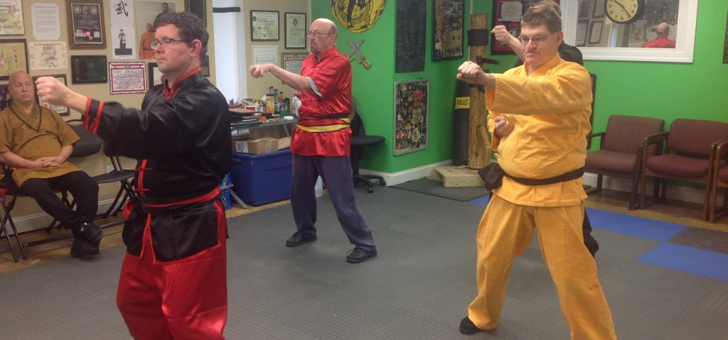 Private Wing Chun Classes 37075
